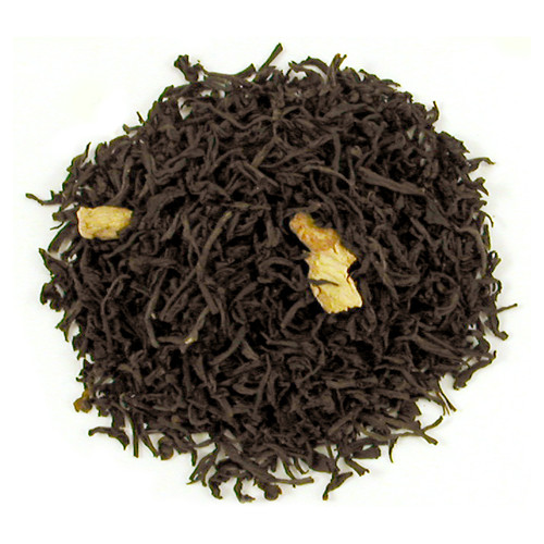 Ginger Flavored Black Tea - Loose Leaf