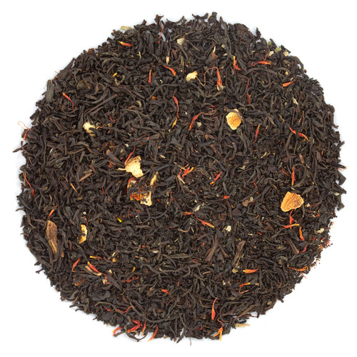 Blood Orange Flavored Black Tea - Loose Leaf