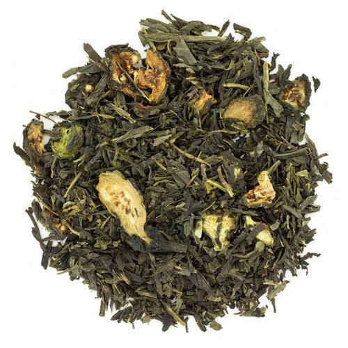 Cucumber Melon Green Tea - Loose Leaf