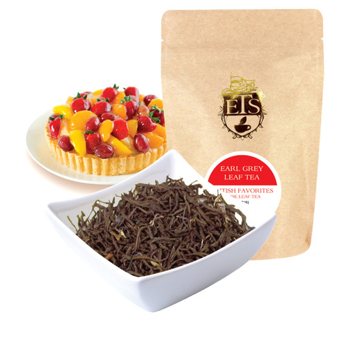 Earl Grey Tea - Coarse Loose Leaf