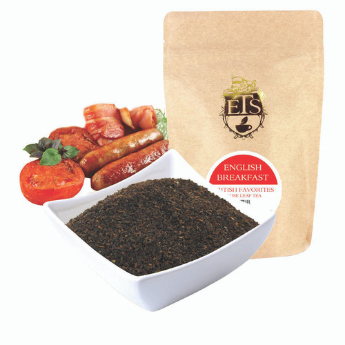 English Breakfast Blend No. 1 Tea - Loose Leaf