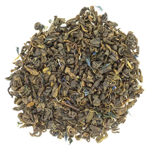 Earl Grey Green Tea - Loose Leaf