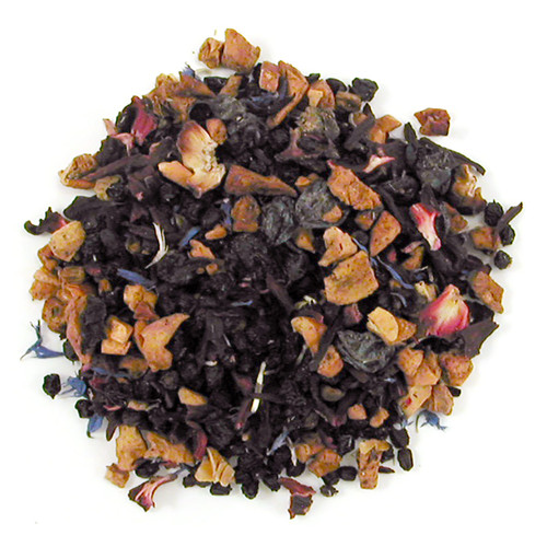 Bingo Blueberry Herbal Tea - Loose Leaf