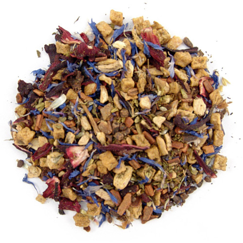 Caffeine Free Mercedes Apple Spice Herbal Tea  - Loose Leaf