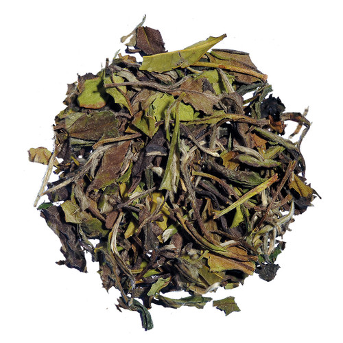 Organic Pai Mu Tan White Tea - Loose Leaf Pouches - 2oz