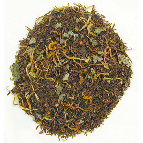 Caffeine Free Georgia Peach Rooibos Tea - Loose Leaf