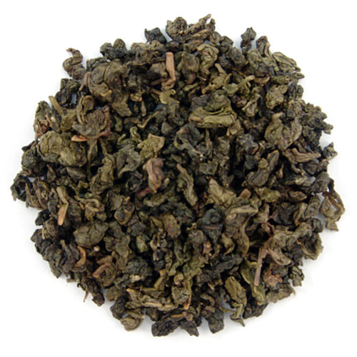 Organic Ti Kuan Yin Slimming Oolong Tea - Loose Leaf