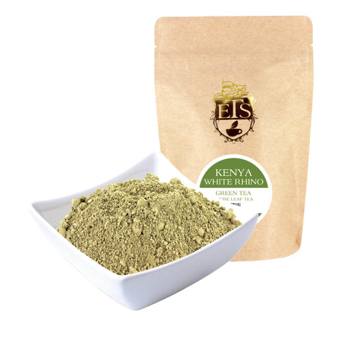Kenya White Rhino Matcha Loose Leaf Tea