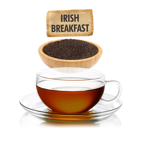 Irish Breakfast Tea - Loose Leaf - Sampler Size - 1oz