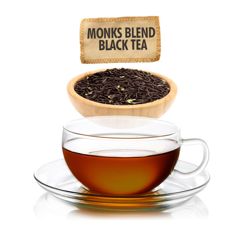 Monk's Blend Tea - Loose Leaf - Sampler Size - 1oz