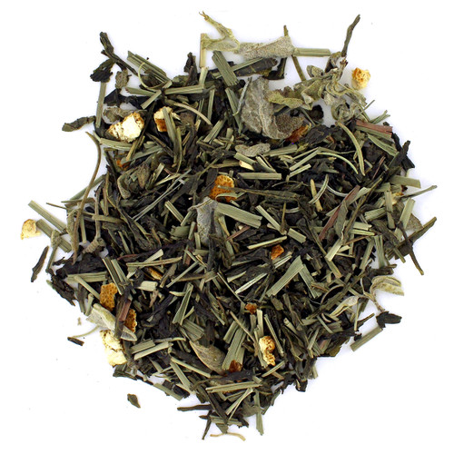Calming De-Stress - Wellness Tea - Loose Leaf Tea - Sampler Size - 1oz