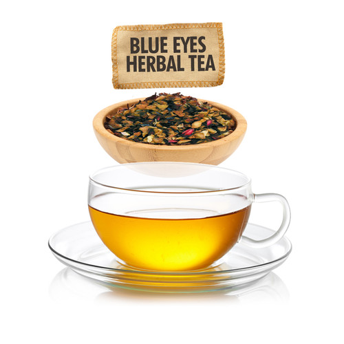 Blue Eyes Herbal Tea - Loose Leaf - Sampler Size - 1oz