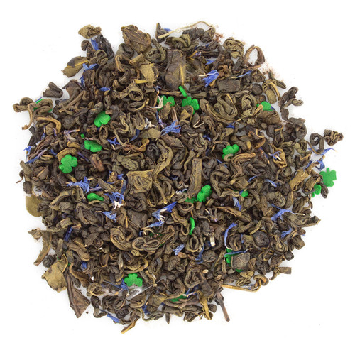 Irish Eyes Green Tea - Loose Leaf - Sampler Size - 1oz