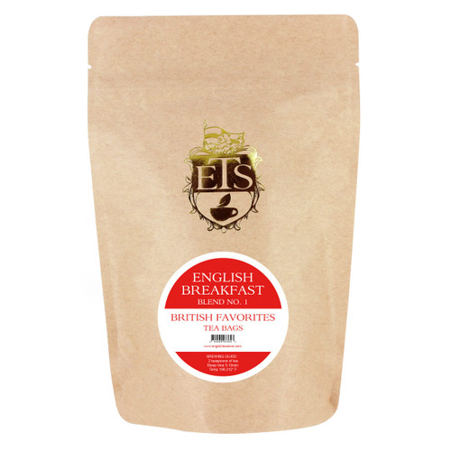 English Breakfast Blend No. 1 Tea - Tea Bags