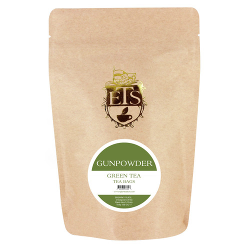 Gunpowder Green Tea - Tea Bags