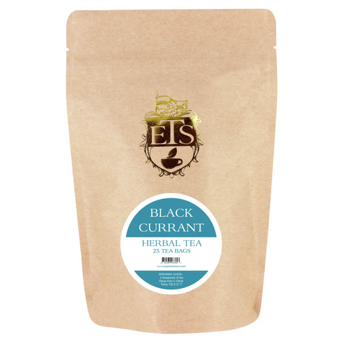 Blackcurrant Herbal Tea - Tea Bags