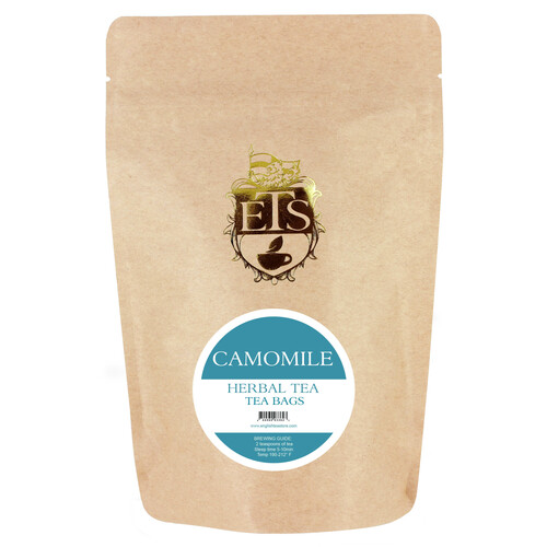 Camomile Herbal Tea - Tea Bags