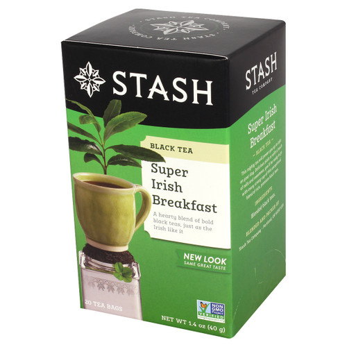 Stash Super Irish Breakfast - 20 count