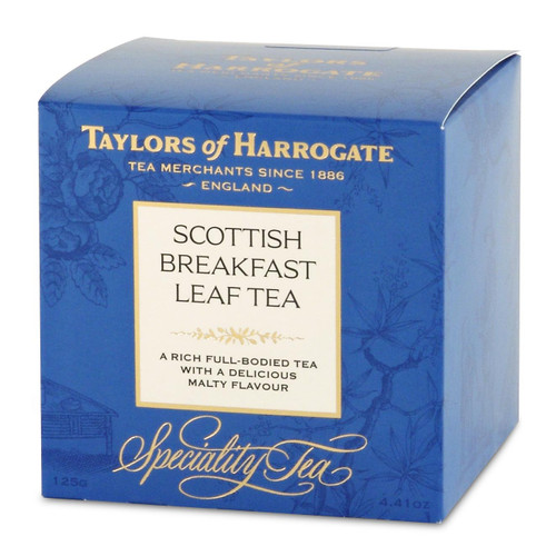 Taylors of Harrogate Scottish Breakfast Loose Leaf Tea - 4.4oz (124g)