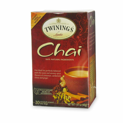 Twinings Chai - 20 count