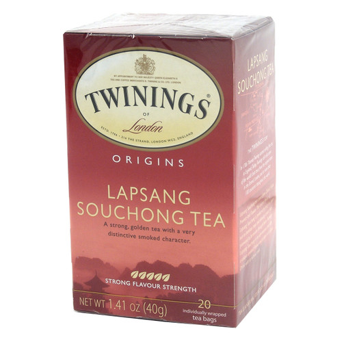Twinings Lapsang Souchong Tea - 20 count