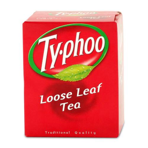 Typhoo Loose Leaf Tea - 4.4oz (124g)