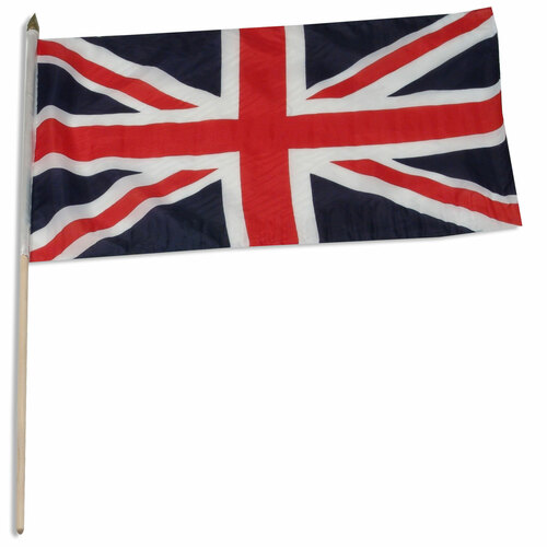United Kingdom - Great Britain 12in x 18in Flag