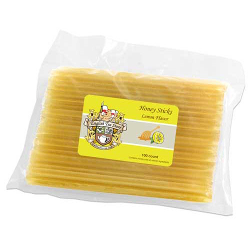 ETS Honey Sticks - Lemon 100 count
