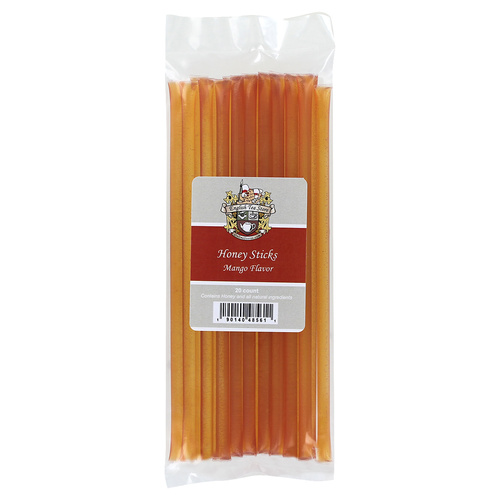 ETS Honey Sticks - Mango - 20 count