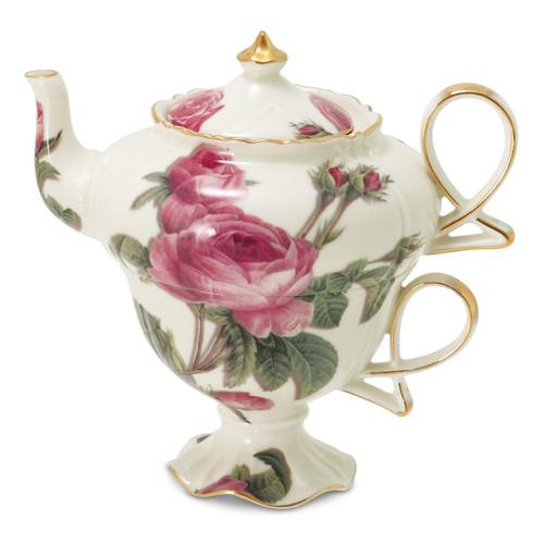 Tea for One Set - Romantic Rose