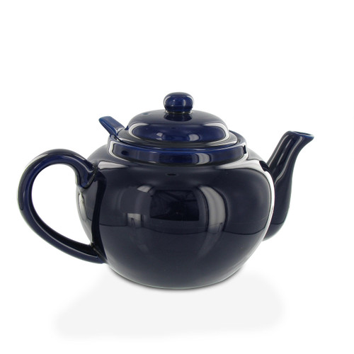 Amsterdam 2 Cup Infuser Teapot - Royal Blue