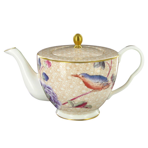 Wedgwood Harlequin Collection - Cuckoo - Teapot
