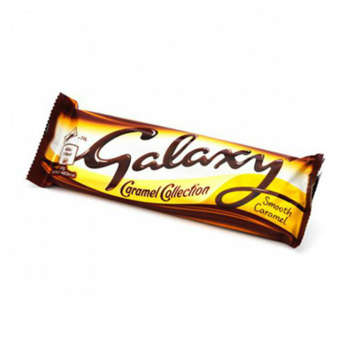 Mars Galaxy Caramel Chocolate Bar - 1.69 oz (48g)