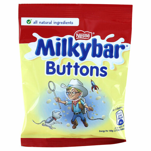 Nestle Milkybar Buttons - 1.06oz (30g)