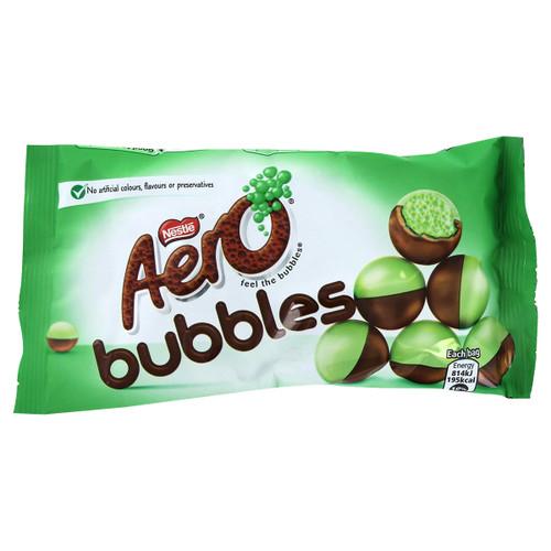 Nestle Aero Bubbles Bag - Mint - 1.26oz (36g)