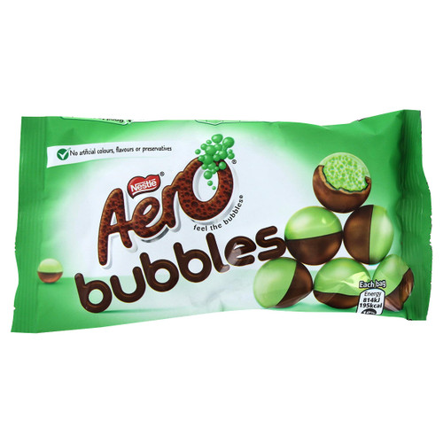Nestle Aero Bubbles - Mint - 1.26oz (36g)
