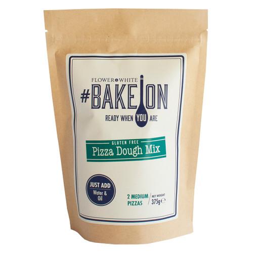 Flower White #BakeOn Gluten Free Pizza Dough Mix - 13.2oz  (375g)
