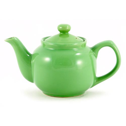 Amsterdam 2 Cup Teapot Lime