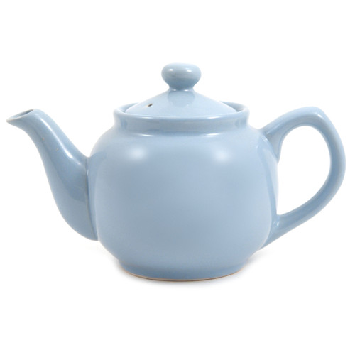 Amsterdam 2 Cup Teapot Powder Blue