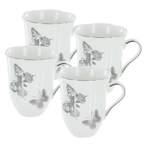 Mariposa Mugs - Set of 4