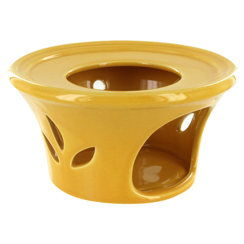 Amsterdam Ceramic Teapot Warmer - Yellow
