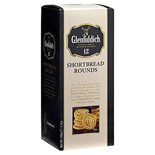 Walkers Glenfiddich Shortbread Rounds - 5.3oz (150g)