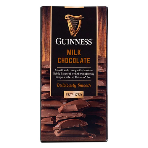 Guinness Milk Chocolate Bar - 3.1oz (90g)