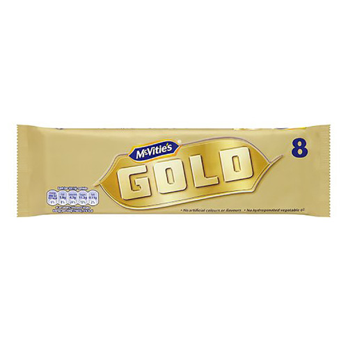 McVities Gold Biscuits  - 5oz (142g)