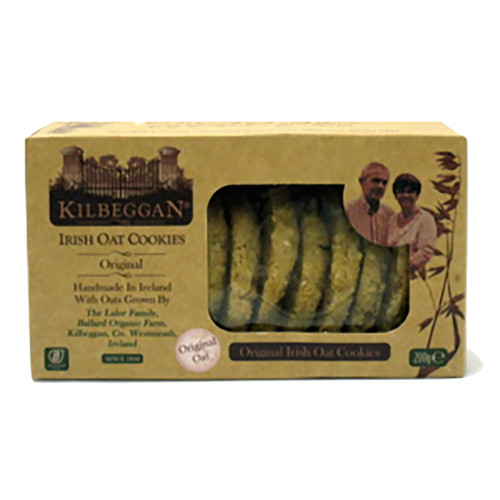 Kilbeggan Original Irish Oat Cookies - 7oz (200g)
