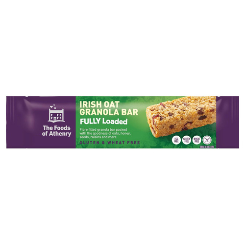 Irish Oat Granola Bar - Fully Loaded - 1.94oz (55g)