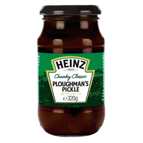 Heinz Ploughman's Pickle - 11.2oz (320g)