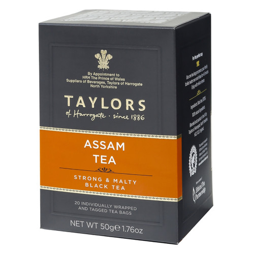 Taylors of Harrogate Tea - Assam - 20 count