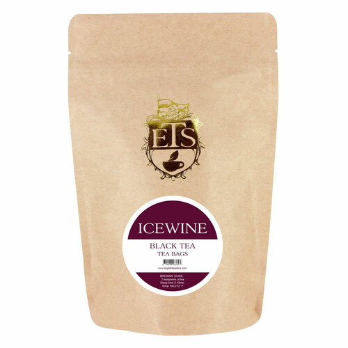 Icewine Flavored Black Tea  - Tea Bags
