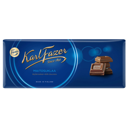 Fazer Milk Chocolate Bar - 7.05oz (200g)